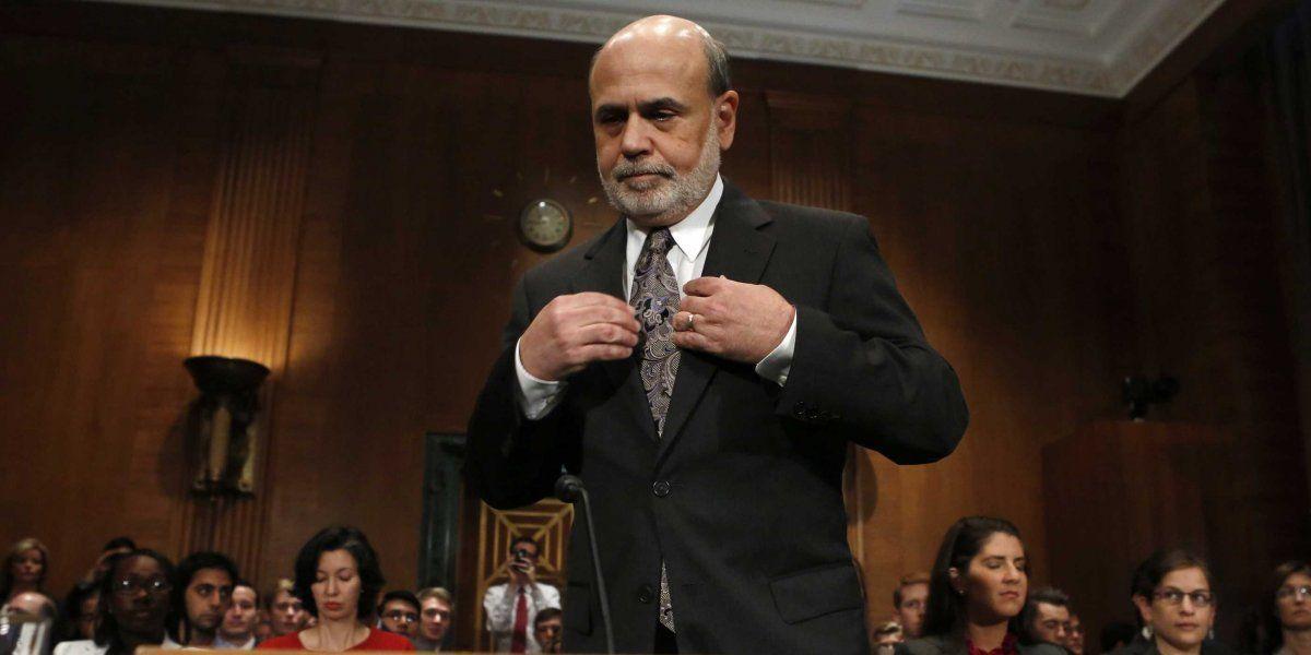Звездный час Бернанке: ТОП 16 ярких страниц биографии главы ФРС
