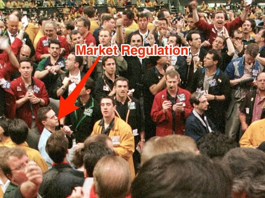 Начинающим Трейдерам - наброски Market-regulation-makes-sure-all-the-rules-are-being-followed